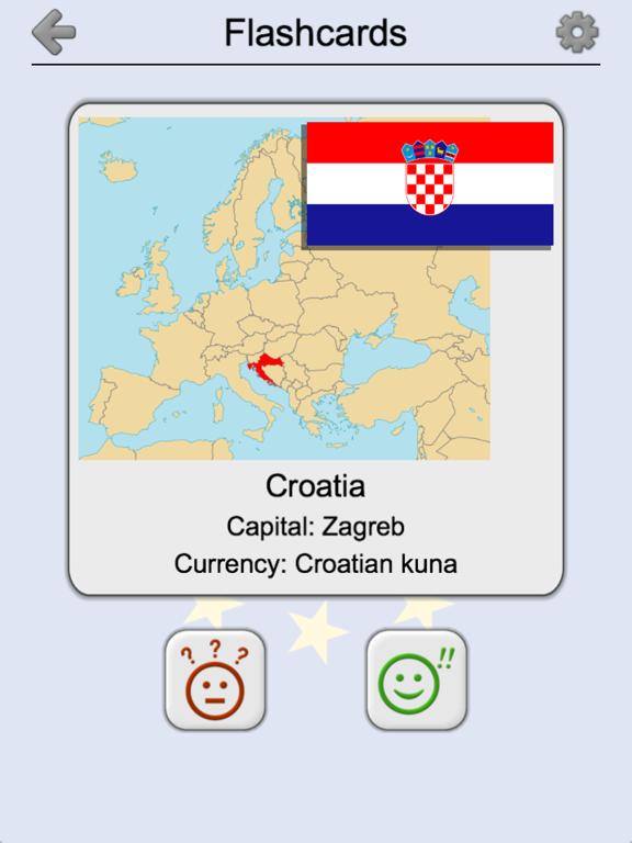 European Countries - Maps Quiz | App Price Drops