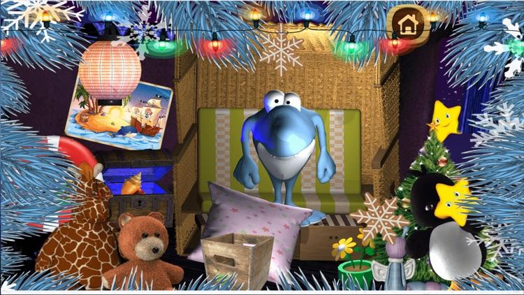 Nighty Night Kids - Winter screenshot-3