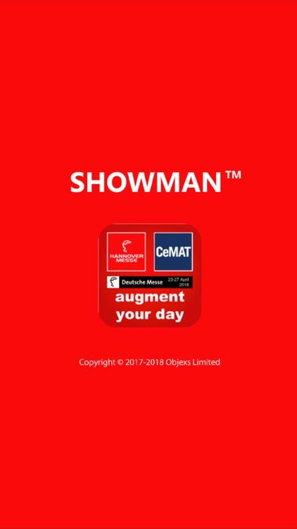 Hannover Messe 2018 Showman AR screenshot-4