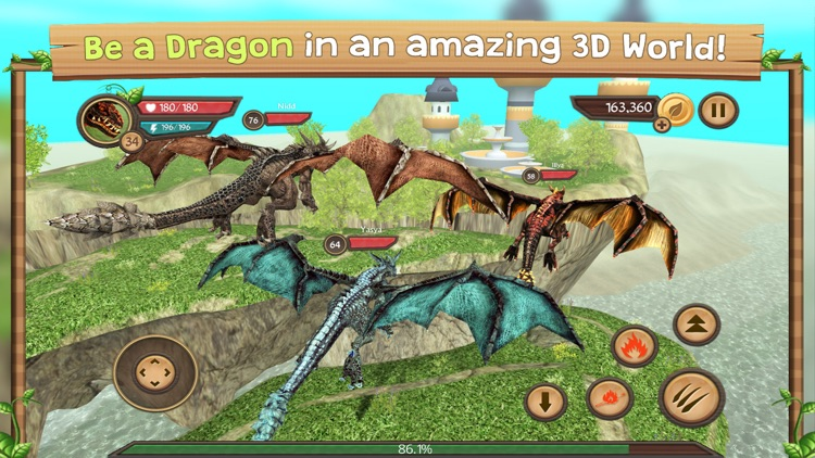 Dragon Sim Online screenshot-0