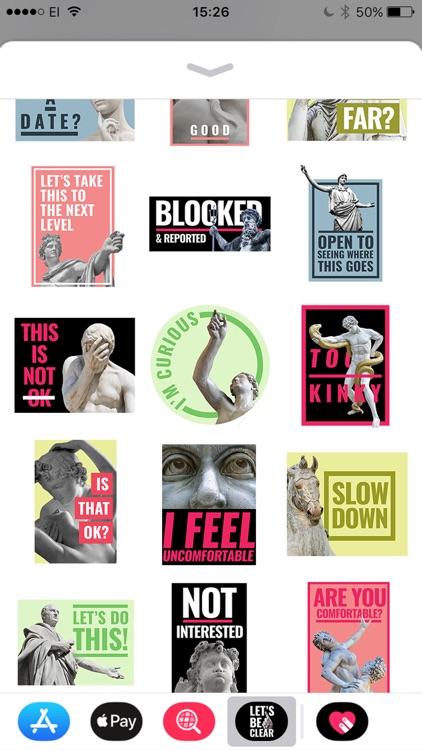 To Be Honest Stickers screenshot-3