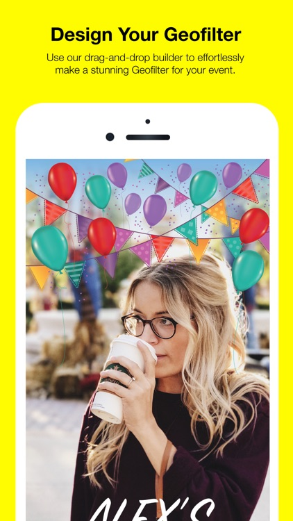 FilterPop: Make Your Own Geofilter for Snapchat