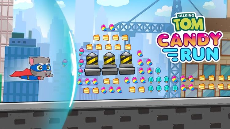 Talking Tom Candy Run screenshot-6