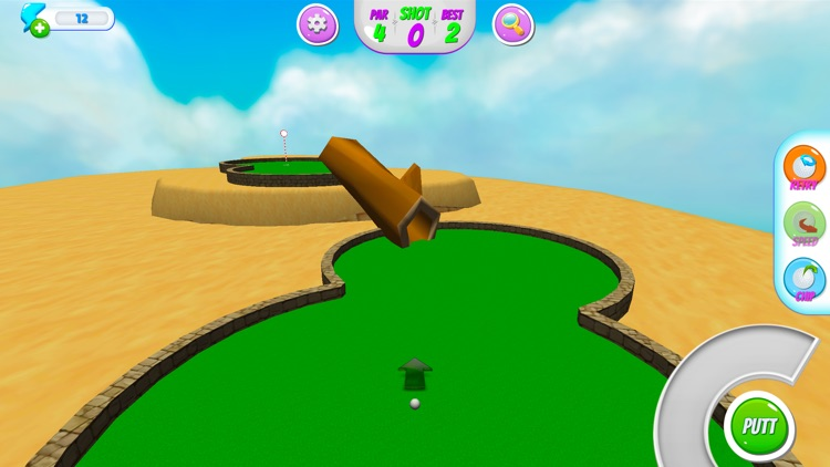 Mini Golf Star 2 screenshot-3