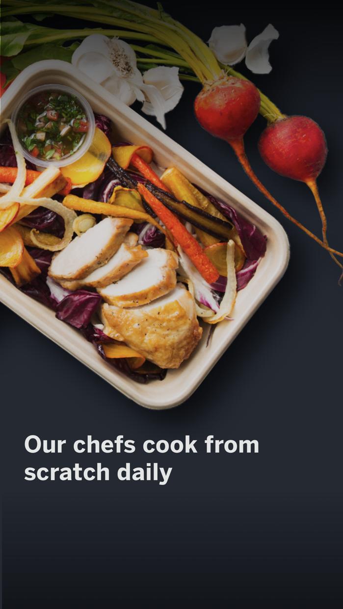 Munchery - Fresh Food Delivery Screenshot