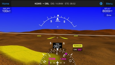 Garmin Pilot Screenshot