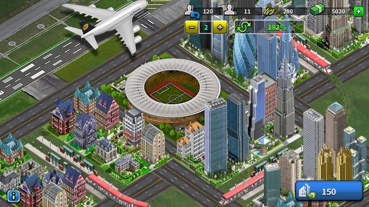 Stadium City ™ screenshot-4