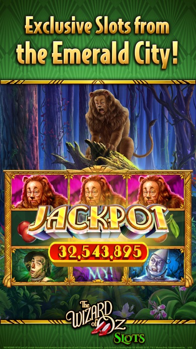 Wizard of Oz: Casino Slots 84.0.242 IOS