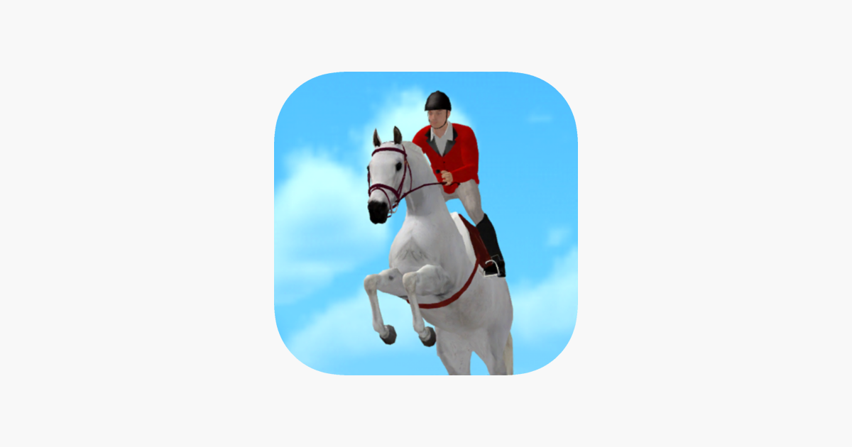 Jumpy Horse Show Jumping On The App Store