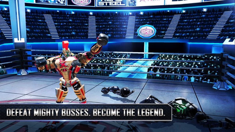 Real Steel screenshot-4