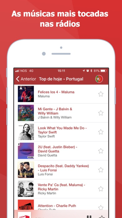 Screenshot for myTuner Radio Pro in Portugal App Store