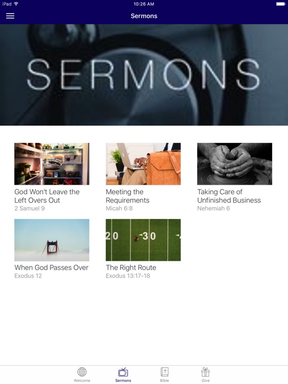 True Worship Church App screenshot 5