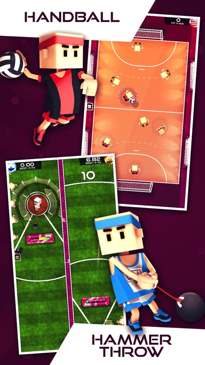 Flick Champions Summer Sports screenshot-0