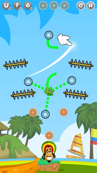 Cut Weed: Rope Hero screenshot four