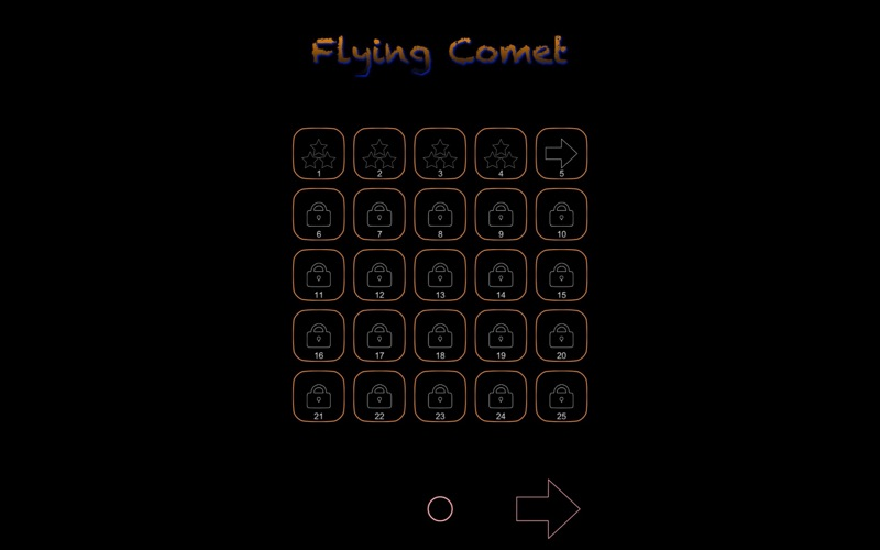 Flying Comet screenshot 5