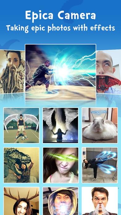 Screenshot #1 for Epica - Epic camera
