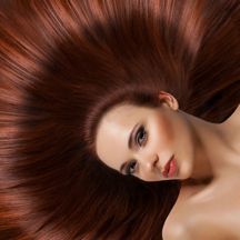 Hair Color Changer Salon Booth