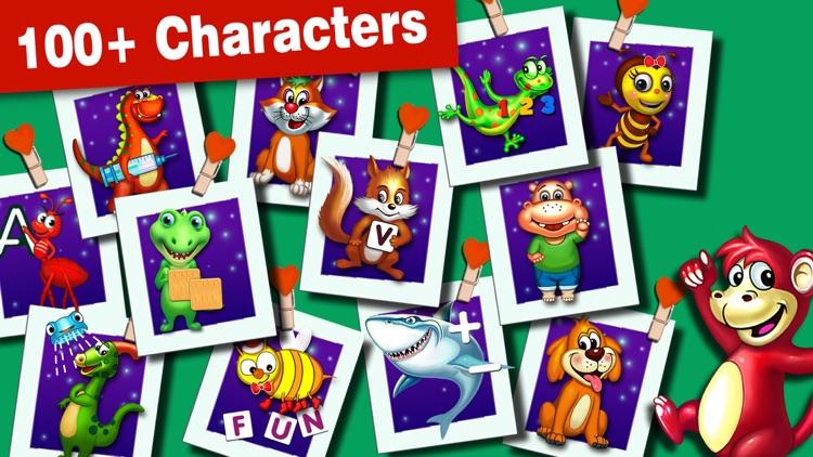 ABC Circus-Baby Learning Games screenshot-4