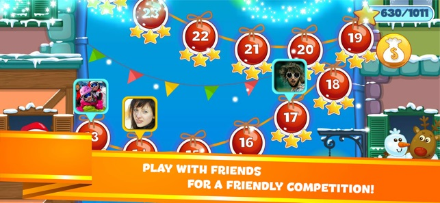 christmas sweeper 2 on the app