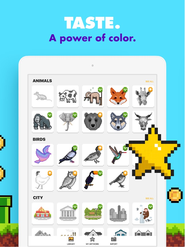 UNICORN - Color by Number Game on the App Store