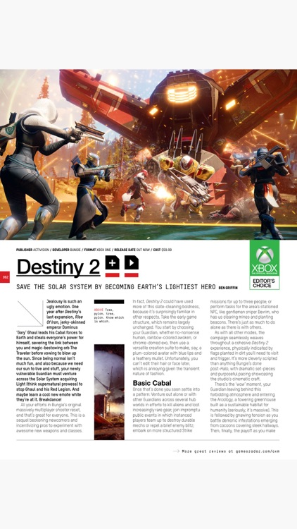 Official Xbox Magazine (US Edition) screenshot-3