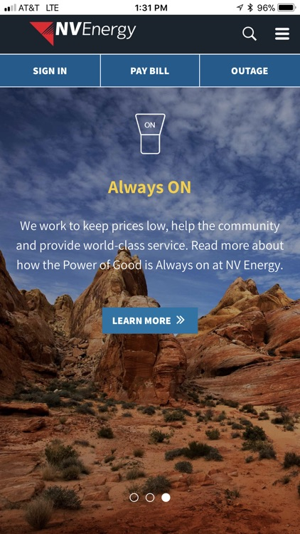 NV Energy screenshot-0