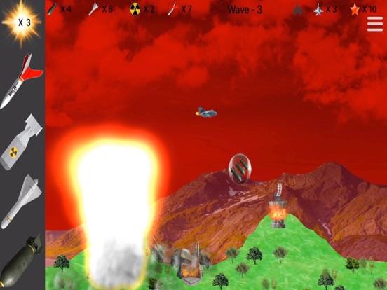 Полный ядерный бомбардировщик на iPad