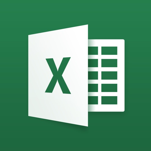 Microsoft Excel app logo