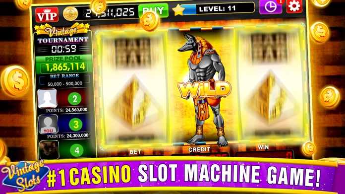 Vintage Slots - Old Las Vegas! Screenshot