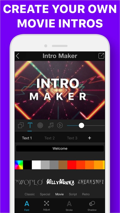 Download Intro.Maker + 3D Movie Trailer for Pc