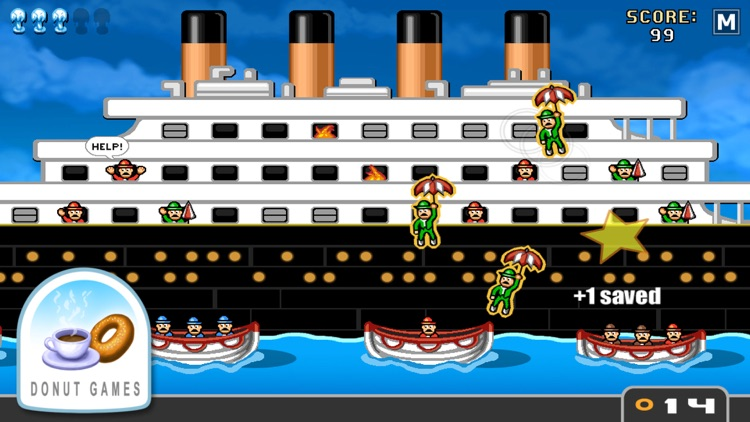 Titanic Rescue screenshot-2