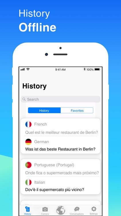 Translate Now - Translator screenshot-5