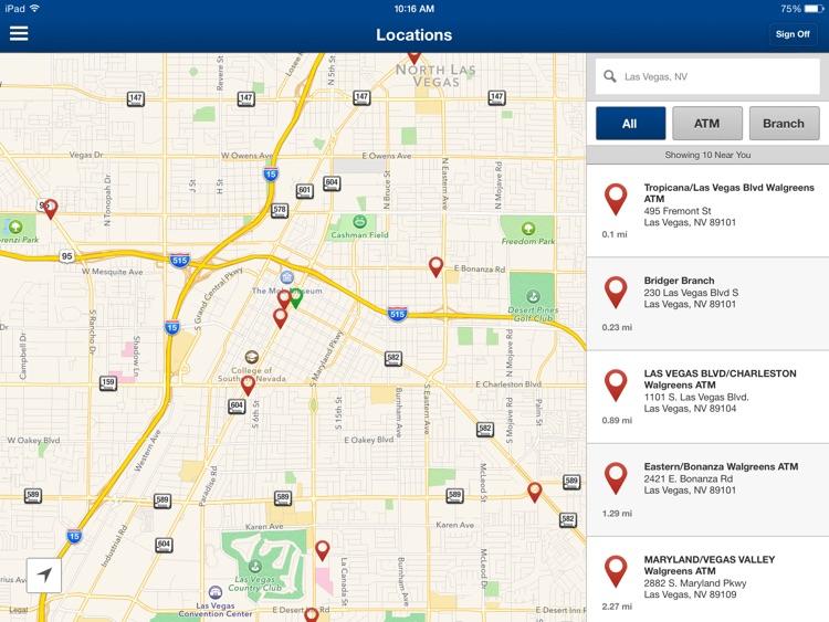 NSBank Business for iPad screenshot-3