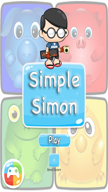 Simple Simon for iPhone