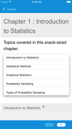 Learn Statistics & Probability on the App Store