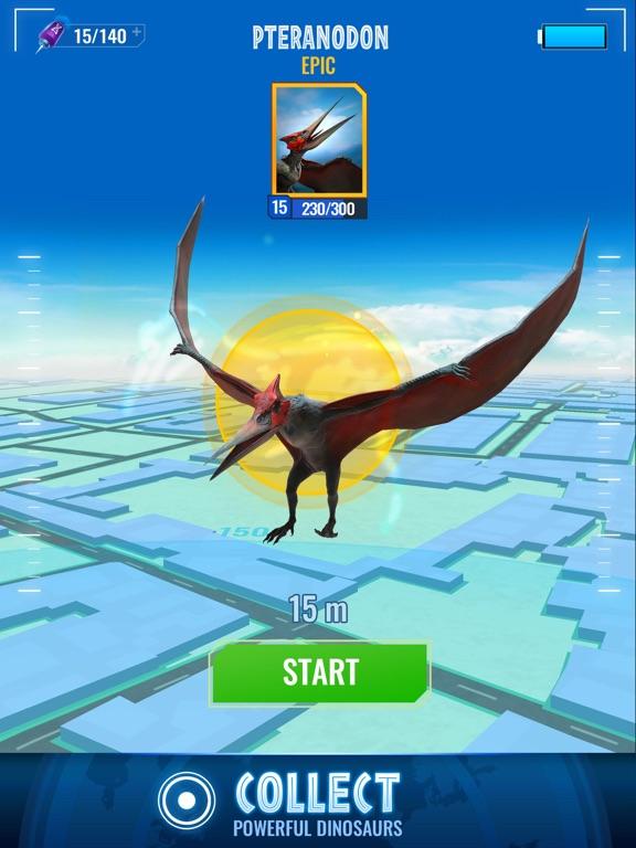 Jurassic World™ Alive-ipad-3
