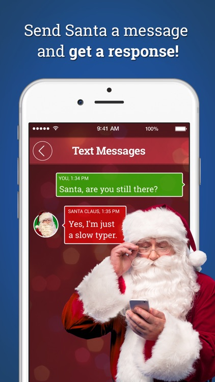 Message from Santa!