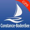 Bodensee GPS Seekarte