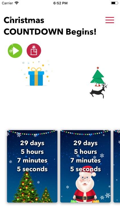 Christmas Countdown 2020 screenshot-8