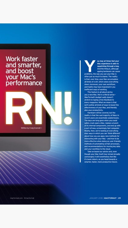 MacFormat: the Mac, iPad, iPhone & Apple magazine screenshot-2