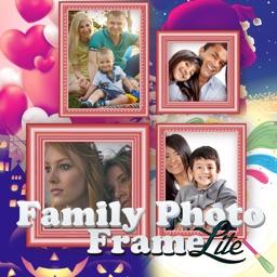 Family Photo Frame - Festival