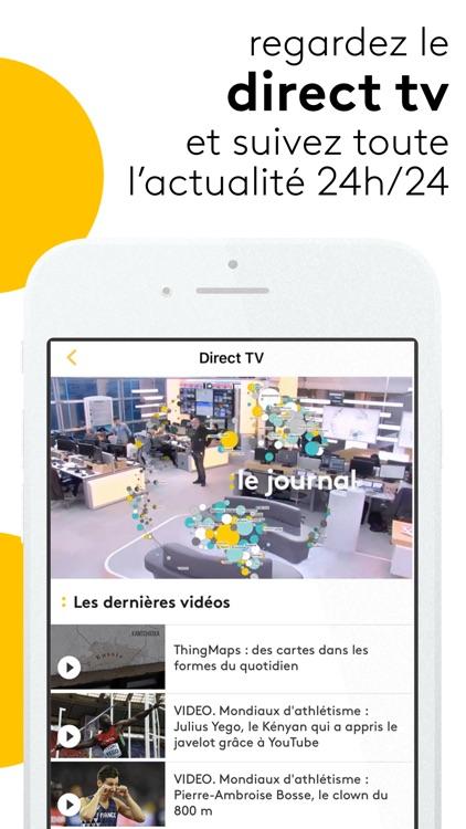 franceinfo - l'actu en continu screenshot-3