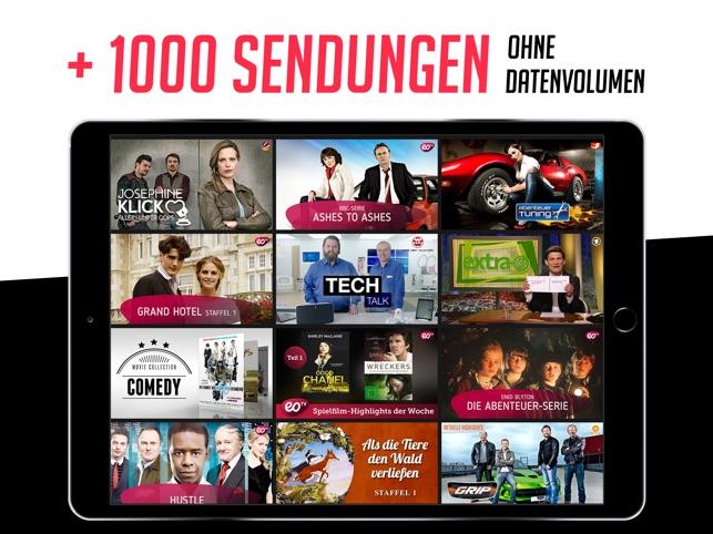 dailyme TV: Serien Filme Shows Screenshot