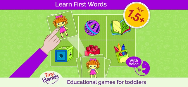 Kids Puzzle Games 4 Toddlers On The App Store