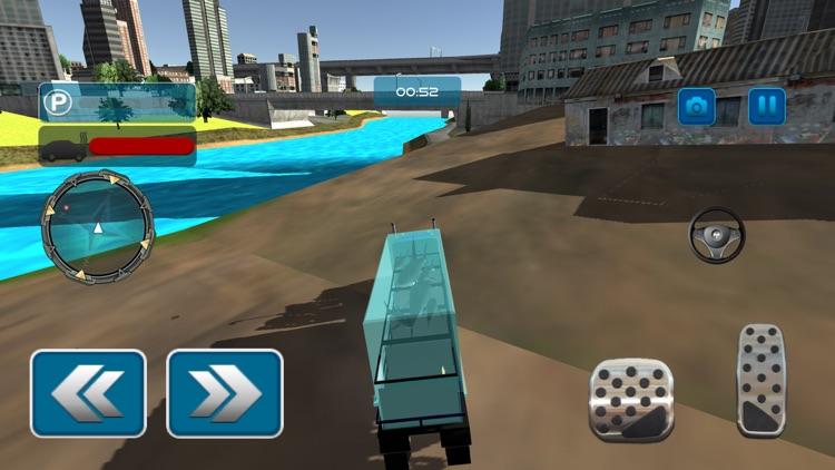 Modern Animal Cargo Truck 2018 screenshot-3