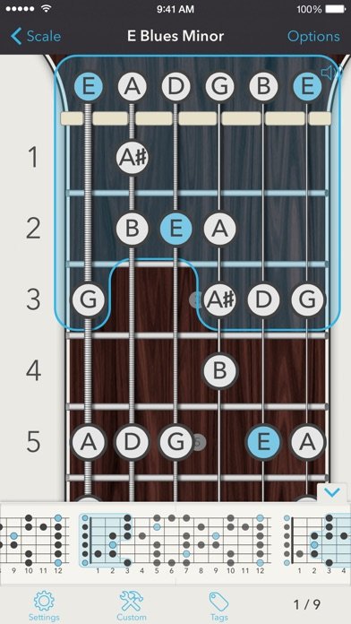 Screenshot for Chord! in Chile App Store