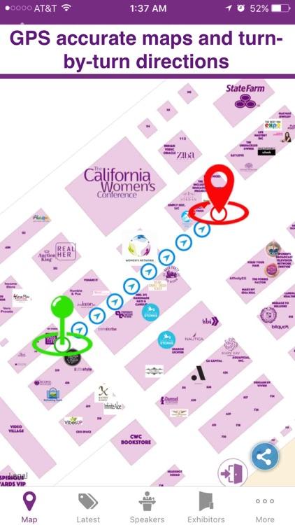 InMapz indoor navigation maps screenshot-3