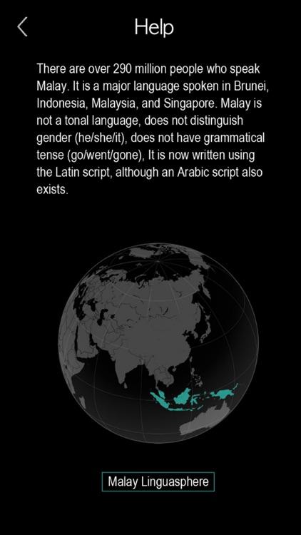 Learn Malay Language ! screenshot-7