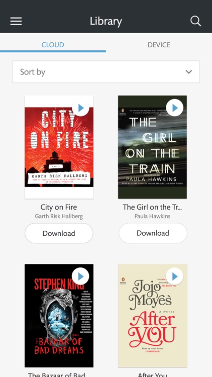 NOOK Audiobooks screenshot-4