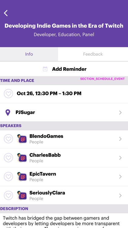 TwitchCon by Twitch Interactive, Inc